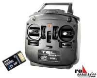 Futaba T6L Sport Mode 2 RC-Set 6/6/0 2,4 Ghz